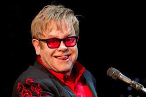 Elton John/Divulgação