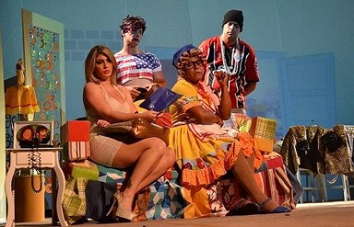 Mãezona estará em cartaz no Teatro Boa Vista. Crédito: Gustavo Túlio / Divulgação