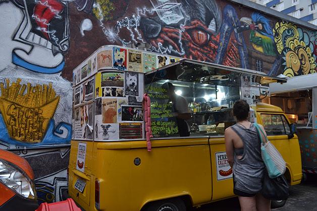 Urbanóide foodtruck Créditos: Divulgação