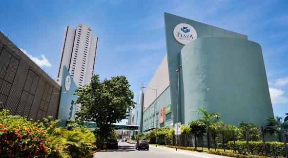 Plaza Shopping. Crédito: Reprodução/plazacasaforte.com.br
