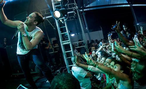 Wesley Safadão promete interagir com o público a todo tempo durante gravação do seu novo DVD - Crédito: Ederson Lima/Divulgação