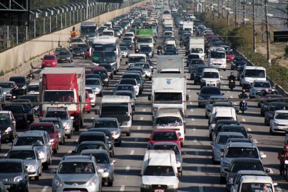 Trânsito/Divulgação