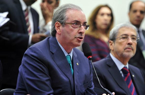 Eduardo Cunha -  Crédito: Gabriela Korossy/Câmara dos Deputados