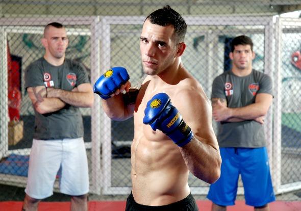 Freddy Assunção pode lutar na Arena Pernambuco -  Crédito: Marcelo Soares/Esp. DP/D.A Press