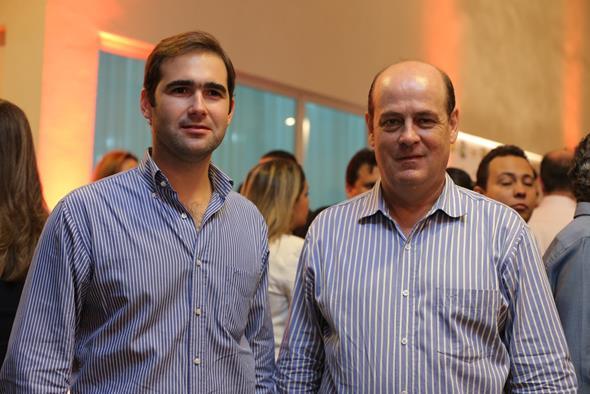 Jorge Petribu Filho e Antonio Americano. Crédito: Ricardo Nascimento