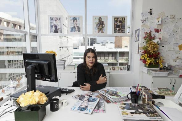 Daniela Falcão - Crédito: Divulgação/Vogue Brasil