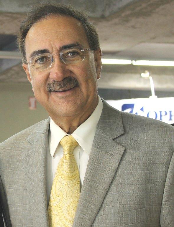 Marcelo Ventura recebe prêmio nos Estados Unidos. Crédito: Divulgação do médico