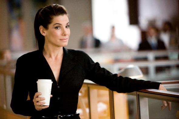 """Sandra Bullock em cena do filme """"A Proposta"""". Crédito: Touchstone Pictures/Divulgacao."""