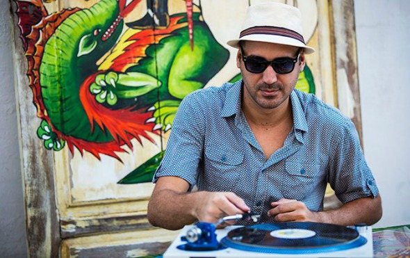 DJ 440. Crédito: Alex Ribeiro/Divulgação