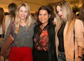 Daniela Falcão, diretora da Vogue, contou bastidores do mundo da moda