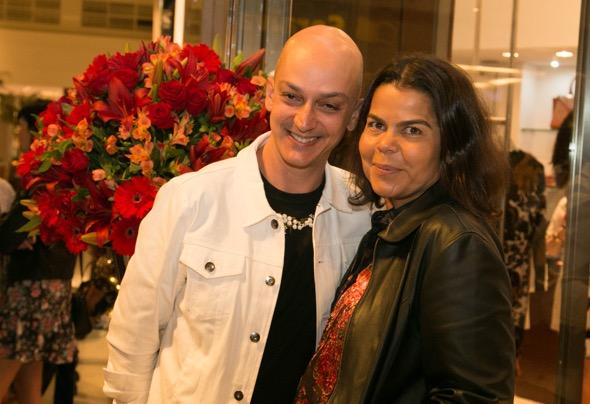 Eduardo Pombal e Daniela Falcão - Crédito: Tatiana Sotero/DP/D.A Press