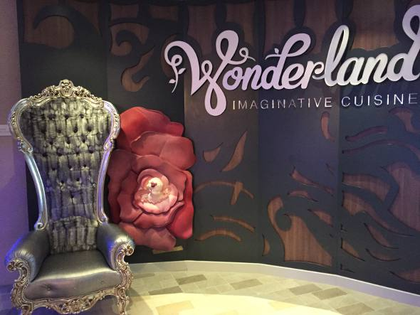 Restaurante Wonderlarl