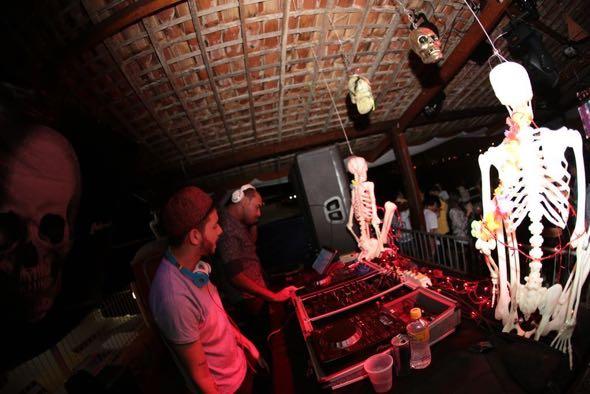 DJ Marlon Parente. Crédito: Celo Silva / Divulgação