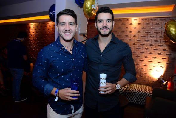 Valmir e Thiago Wanderley. Crédito: Gabriel Pontual / Divulgação