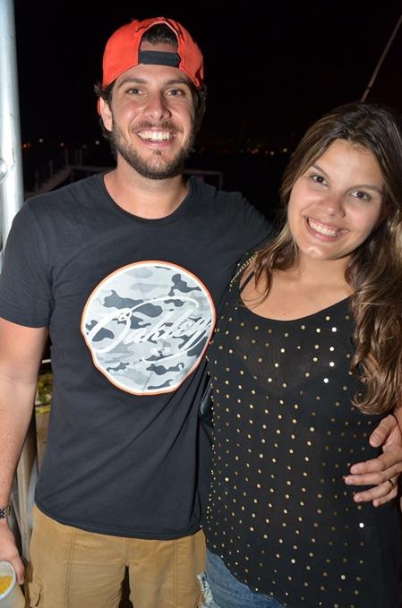 Larissa Trindade e Ramon Muller. Crédito: Ricardo Moreira