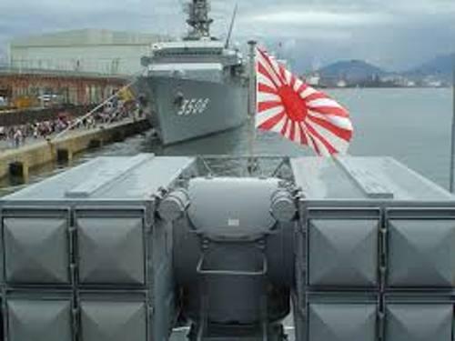 Navio japonês