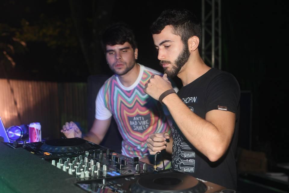 DoubleMinds vai se apresentar no esquenta para a festa TudoJunto. Créditos: DIvulgação/ Vagalume Comunicação