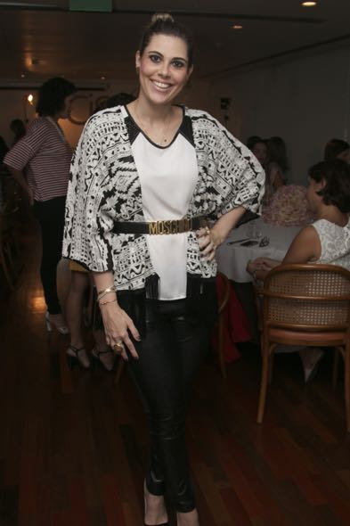 Adriana Nunes - Crédito: Tatiana Sotero/DP/D.A Press
