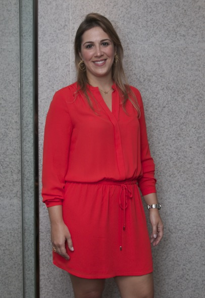 Rochelle Vieira Tude - Crédito: Tatiana Sotero/DP/D.A Press