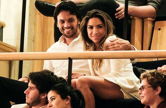 Fabio Faria e Patricia Abravanel1 - Crédito: Manuela Scarpa/Divulgação