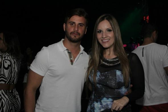 Edson Filho e Joana Borges. Crédito: Larissa Nunes