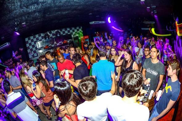 Hashtag Bar, em Boa Viagem. Crédito: Divulgação