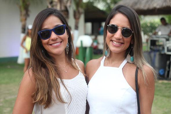 Carol Macedo e Mariana Marques. Crédito: Vinicius Ramos / Divulgação