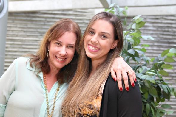 Sophia Lins e Gabriela Maranhão abrem nova sede do La Cuisine - Crédito: Nando Chiappetta/DP/ D. A Press