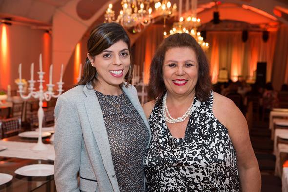 Camila e Dione Texeira. Crédito: Adjemir Miranda