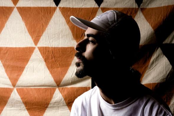 DJ Nuts. Crédito: Divulgação do artista