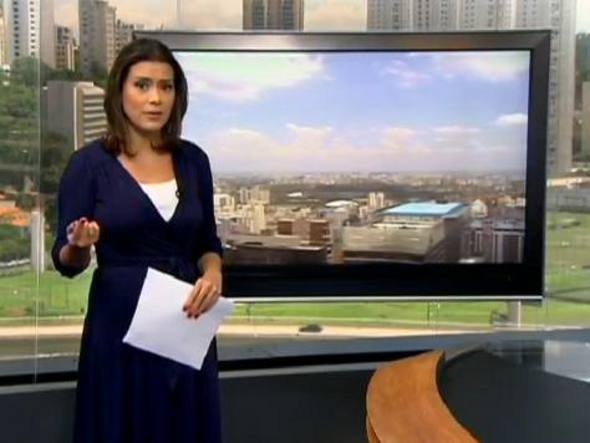 Michelle Loreto/TV Globo Divulgação