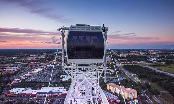 Roda gigante de Orlando