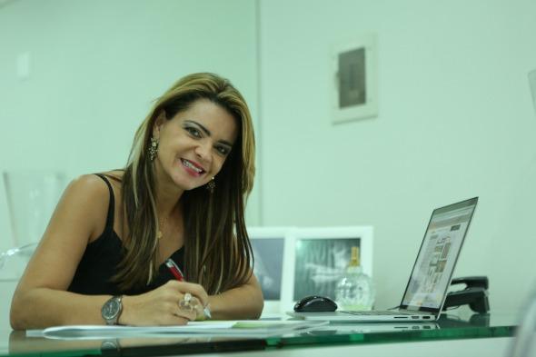 Celinha Abreu e Lima vai comandar a La Salle Créditos: Ricardo Nascimento/Divulgação