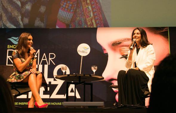 Camila Coelho e Alice Ferraz  - Crédito: Tatiana Sotero/DP/D.A Press