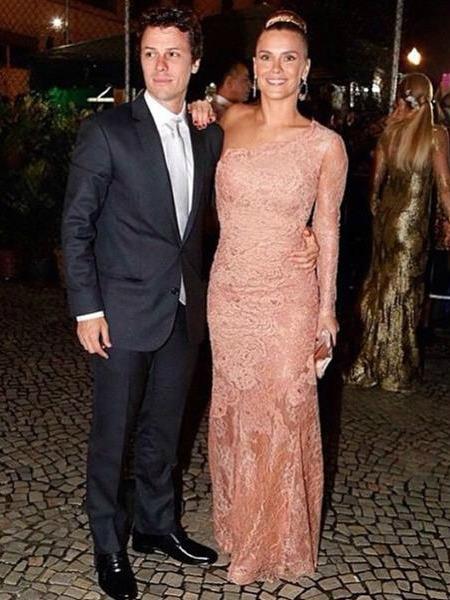Carolina Dieckmann e o marido Tiago Worcman. Crédito: Reprodução Instagram