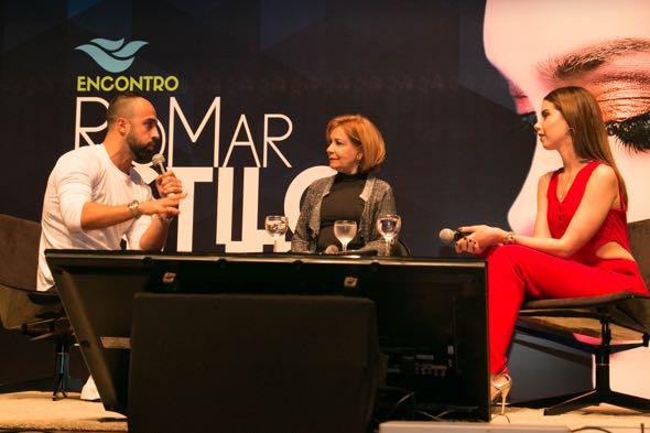 Yan Acioli e Camila Coutinho - Crédito: Tatiana Sotero/DP/D.A Press