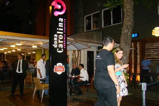 Dona Carolina fecha as portas e dá lugar a nova comedoria - Crédito: Joana Perrusi/DP/D.A Press