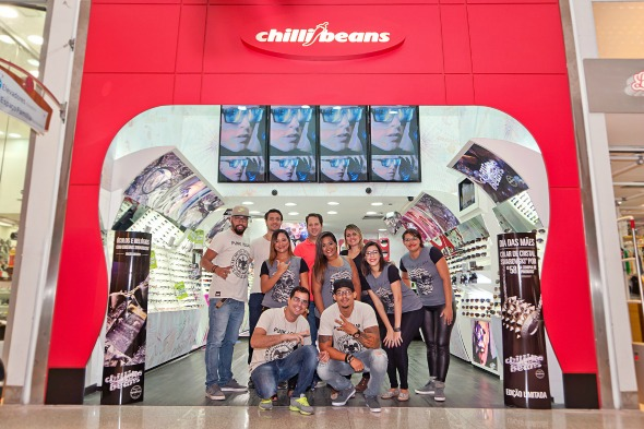 ChilliBeans abre as portas no RioMAr - Crédito: Alysson Maria/Divulgação