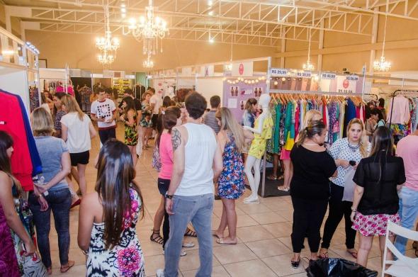 Bazar Top Day. Crédito: Amanda Letícia/Divulgação