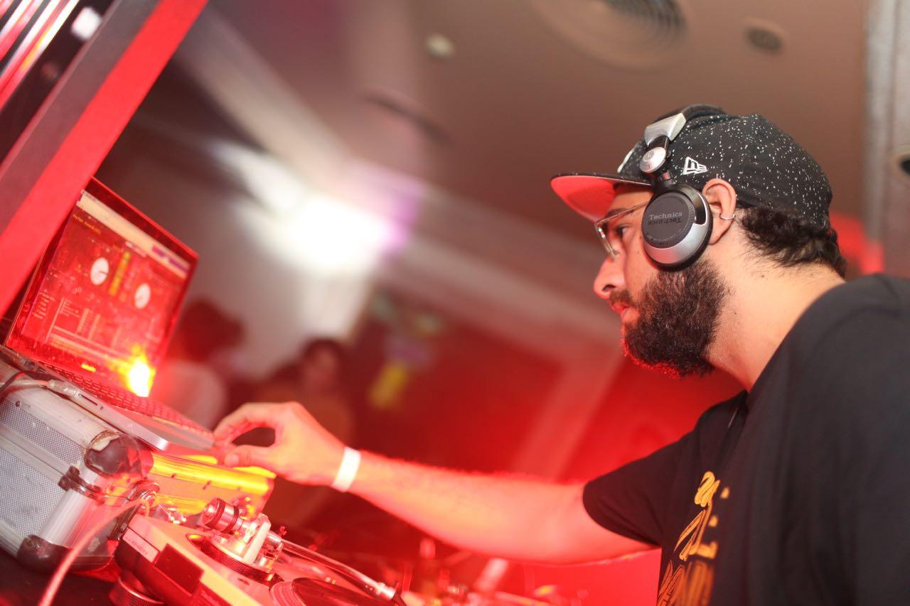 DJ Damatta. Crédito: Celo Silva / Divulgação