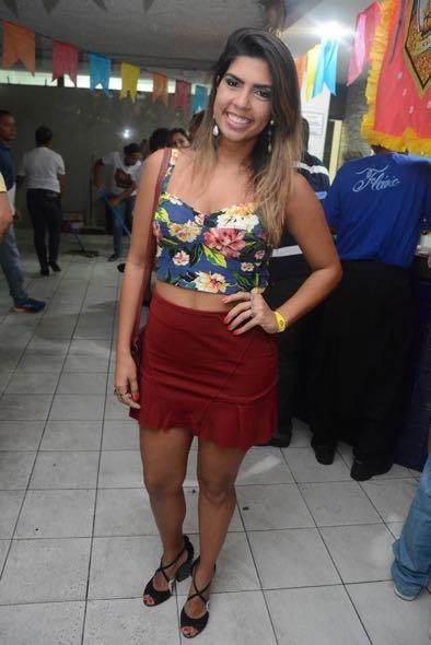 Fernanda Palmeira.  Crédito: Gabriel Pontual / Divulgação