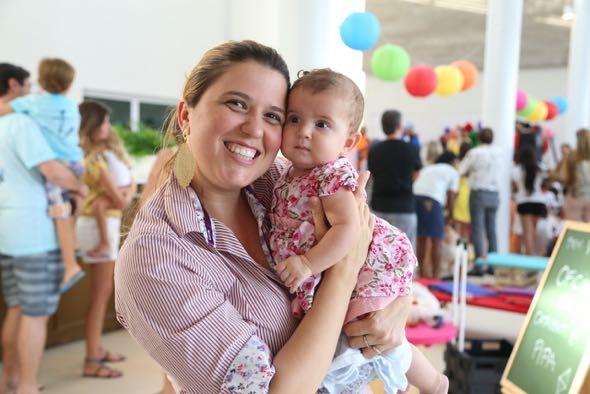 Keila e Maria Beatriz Freitas. Crédito: Guilherme Paiva / Divulgação