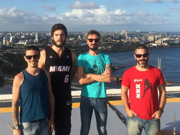 Papaninfa Créditos: Divulgação