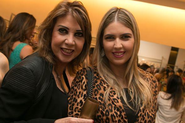 Zilda e Natália da Fonte - Tatiana Sotero/DP/D.A Press
