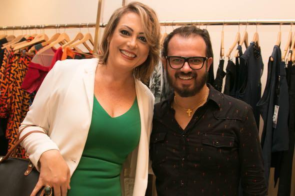 Rita Peixoto e Leo Silva -  Tatiana Sotero/DP/D.A Press