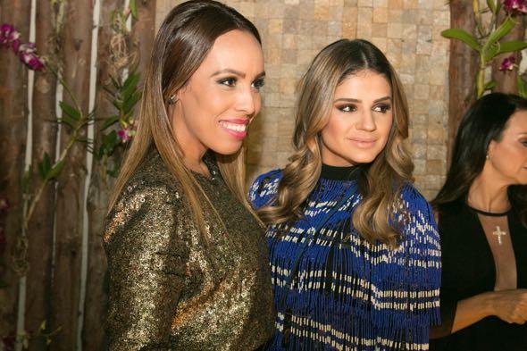 Paula Ardanza e Thassia Naves - Crédito: Tatiana Sotero/DP/D.A Press