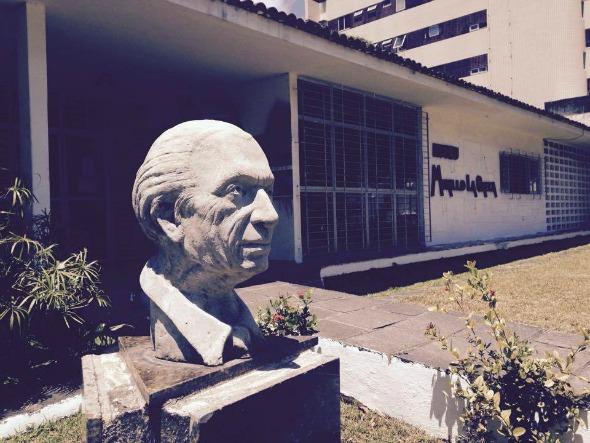 Museu Murillo La Greca. Crédito: Reprodução Facebook
