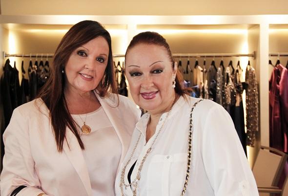 Sheyla e Linda Wanderley Créditos: Raquel Melo/ Divulgação