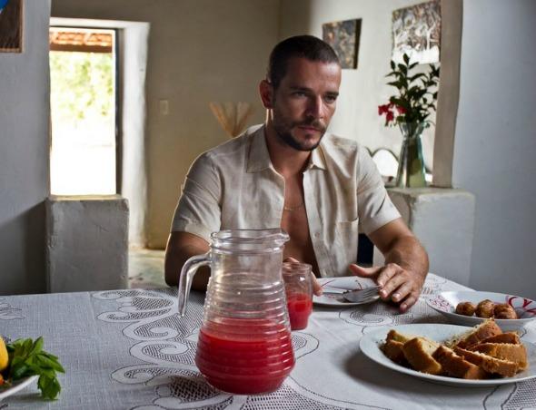 O ator Daniel Oliveira vai estar presente na pré-estreia do filme Créditos: Divulgação