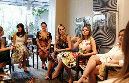 Bate-papo sobre moda e beleza agitou a loja Créditos: Raquel Melo/ Divulgação